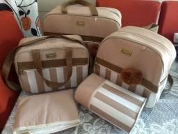 Kit de bolsas maternidade