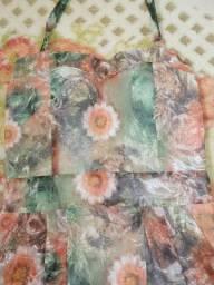 Vestido florido Libélula