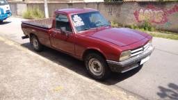 Pick Up Peugeot 504 Diesel