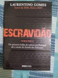 Livro Escravidão, Laurentino Gomes