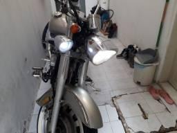 Moto Amazonas