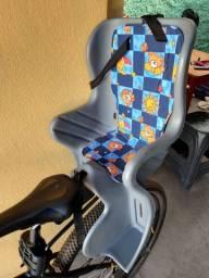 VENDO cadeira de bike para crianças até 22 kg