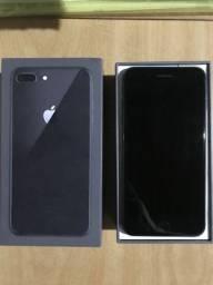 IPhone 8 Plus - impecável - 7 meses de uso