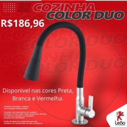 Torneira Gourmet Color Duo