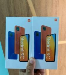 Smartphone lacrado Xiaomi Redmi 9C 64Gb melhor custo-benefício