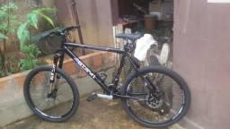 Bicicleta gts nova sem uso
