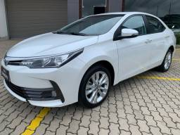Corolla Xei 2.0 Flex AT - 2017/2018 - 25600km