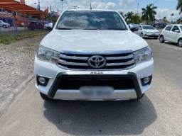 Toyota Hilux SRV 4x4 c/ GNV Injetado Oportunidade 2017