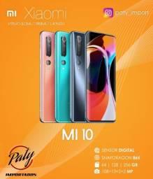 Xiaomi Mi 10 256GB Pronta Entrega - Paty Importados