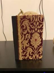 Agendas e cadernos personalizados