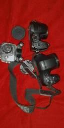 3 câmeras