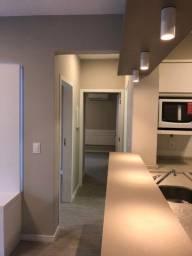 Lindo Apartamento no Centro de Florianópolis com 2 dormitórios semi-mobiliado