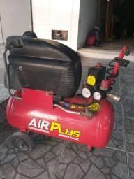 Compressor de ar água 120 libras 25 litros 700.00