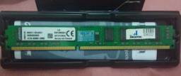 Memória RAM 4GB Kingston DDR3 1333Mhz