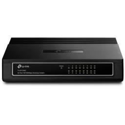 Switch Tp Link De Mesa 16 Portas 10/100 Mbps TL-SF1016D