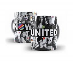 Caneca NOW UNITED ( kpop )