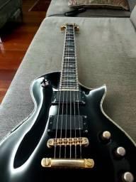 Guitarra ltd/esp deluxe ec 1000 (n jackson dean schecter)