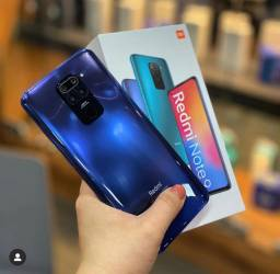 SmartPhone Redmi Note 9 - 128 GB - Bateria de 5020mAh - Lacrado