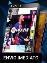 Fifa 2021 Playstation 3 Edition