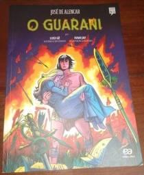 Livro O Guarani (estilo HQ)