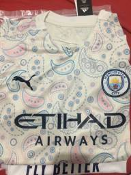 Camisa do Manchester City Tailândesa