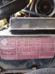 Motor T444E