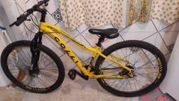 Bike COLLI alumínio Fenix aro 29 semi nova