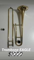 Trombone Eagle
