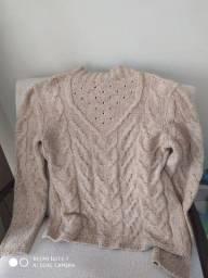 Blusão Tricot Feminino Rabusch
