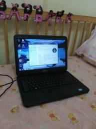 Notebook DELL Intel Core i3 + 6GB RAM  Muito Boa Promoção