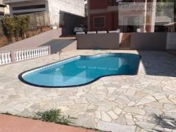 Casa com piscina no Vila Assumpção em Águas de Lindóia-SP