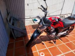 Honda cg 160 start com 3050km