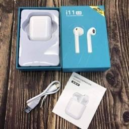 Fone de ouvido I11 Bluetooth