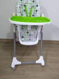 Cadeira de alimentação infantil várias posições