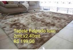 Tapete Felpudo Luxo 2mt x 2.40mt