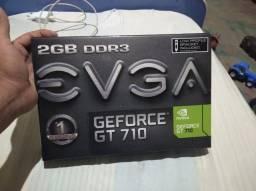 Placa de video GT710 2GB