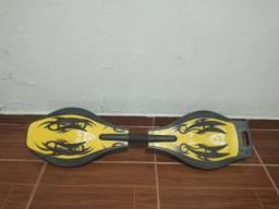 Skate de duas rodas