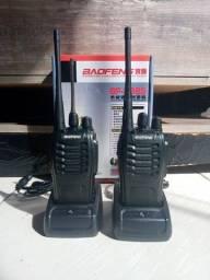 Rádio Comunicador Recarregável