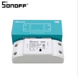 Sonoff Basic R2 - Chave Wi-fi - Google Assistente e Alexa