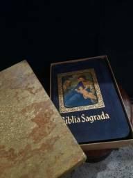 BÍBLIA  SAGRADA EDIÇÃO BARSA DE 1968