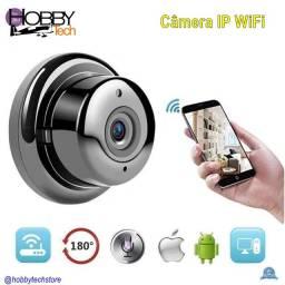 Câmera Ip WiFi Smart Net 1080p - Nova