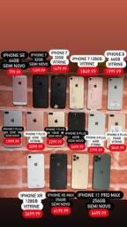 iPhones vitrine