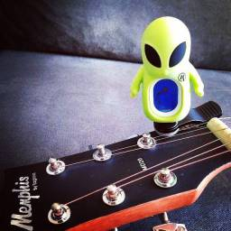 Afinador Cromatico Alien