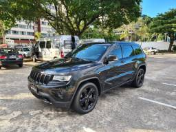 Jeep Grand Cherokee Limited 2014 impecável!!