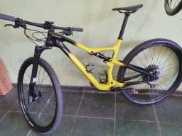Bicicleta Full Cannondale Scalpel Carbon 4, tamanho L 19, 2021
