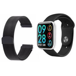 Relógio Smartwatch P80+Pulseira Magnética