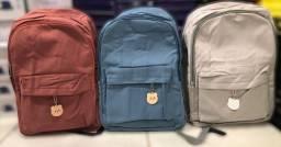 Promoção Mochilas colorida escolar novas a pronta entrega