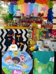 Locação Festa Kids