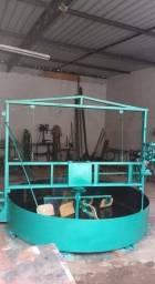 Máquinas de produção agrícola