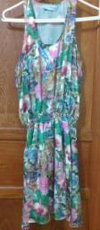 Vestido Estampado comprado na Balancê